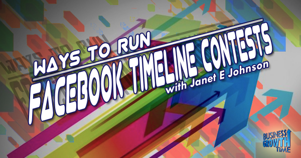 Episode 18 – Ways to run Facebook Timeline Contests with