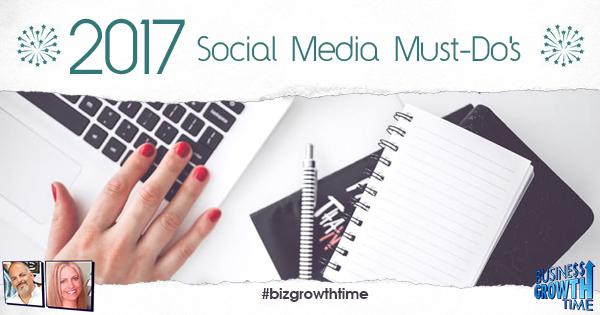 Episode 74 – 2017 Social Media Tips