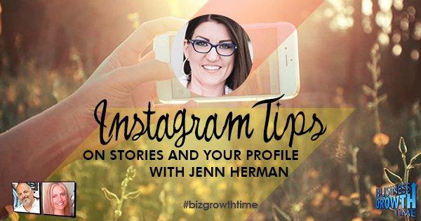 Episode 79  – Instagram with Jenn Herman